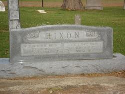 Jessie W. <i>Jones</i> Hixon