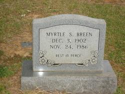 Myrtle S. Green