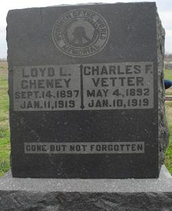 Loyd Lucas Cheney