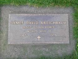 James David Kreighbaum