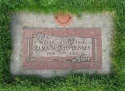 Selma Margaret <i>Leinweber</i> Denney