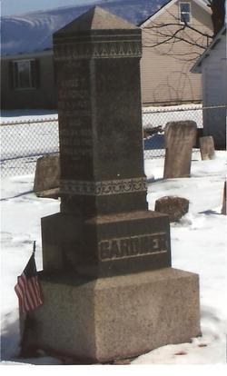 Harriet <i>Ernst</i> Gardner