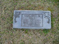 Margaret M. Hall