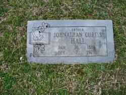 Johnathan Curtis Hall