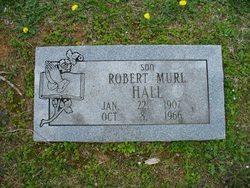 Robert Murl Hall