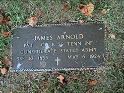 James A Arnold