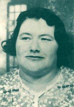 Ethel Daisy <i>Cox</i> Adams
