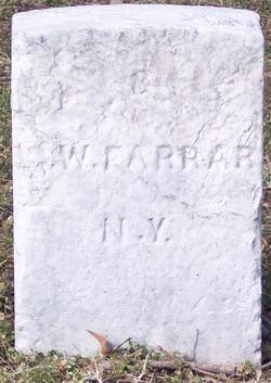 Corp George W. Farrar