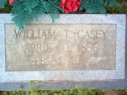 William T Casey