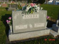 Betty Korba