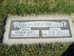 Alva <i>Call</i> Gray