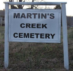 Martins Creek Cemetery