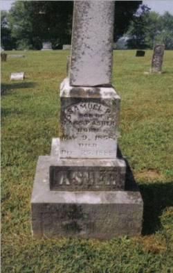 Samuel Pennington Asher