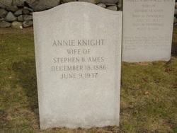 Annie Brayton <i>Knight</i> Ames
