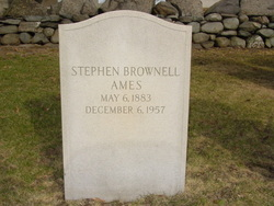 Stephen Brownell Ames