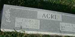 Laura Irene <i>Mansor</i> Acre
