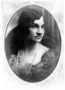 Mabel Josiephene <i>Vanderpool</i> Cole