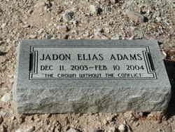 Jadon Elias Adams