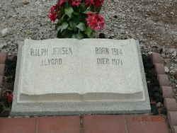 Ralph Jensen Alvord