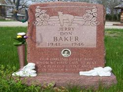 Jerry Don Baker