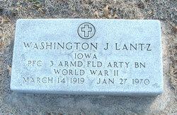 Washington Lantz, Jr