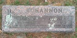 James M Bohannon
