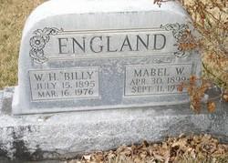 William Herbert England