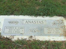 Audrey Eugenia <i>Carr</i> Anastas