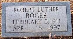 Robert Luther Boger