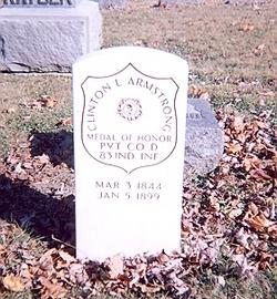 Clinton Lycurgus Armstrong