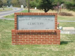 Adaville Baptist Church Cemetery
