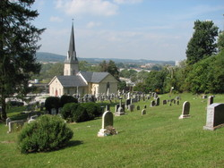 Sherwood Episcopal Church Cemetery