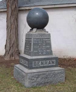 Dallas G. Benham