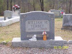 William H (Henry) Yerbey