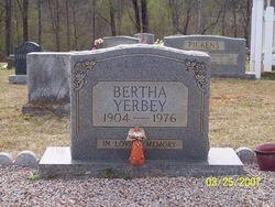 Bertha Yerbey