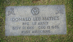 Donald Lee Mathis