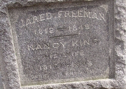 Nancy <i>King</i> Freeman