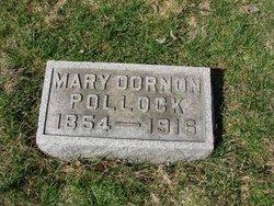 Mary Priscilla <i>DORNON</i> POLLOCK