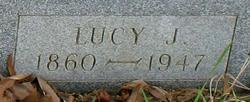 Lucy J Brown