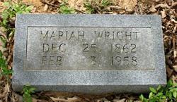 Mariah Wright