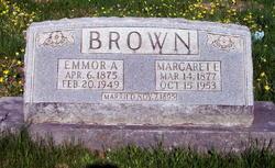 Margaret E. <i>Hillhouse</i> Brown