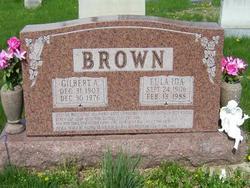 Gilbert Allen Brown
