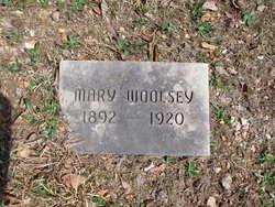 Mary <i>Wilson</i> Woolsey