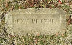 Fredrick Rex Rexie Metzner
