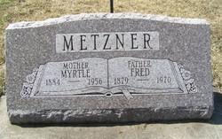Myrtle E <i>Murphy</i> Metzner