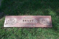 Minnie <i>Krueger</i> Bailey
