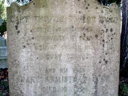 Capt Thomas Taylor Byrd