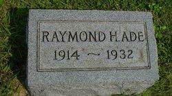 Raymond H. Ade