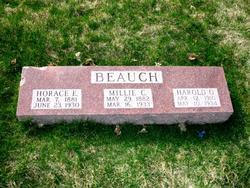 Horace Edward Beauch
