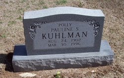 Pauline S Polly Kuhlman